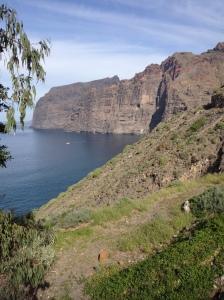Pretty cliffs