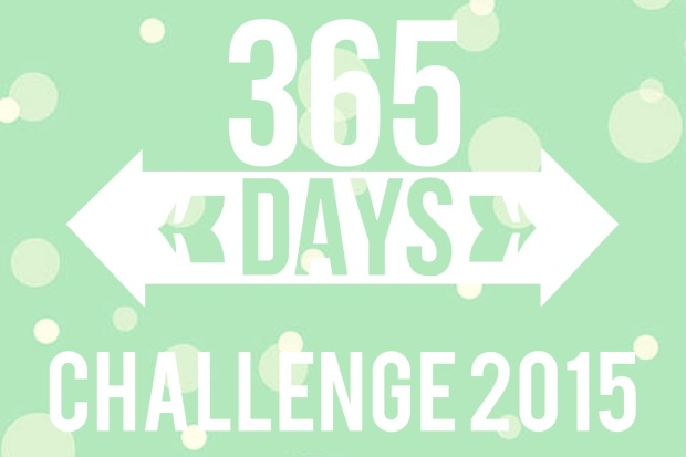 365 Days Challenge 2015 image