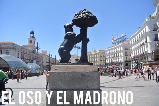El Oso Y El Madrono